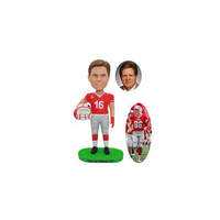 Custom Football Bobbleheads
