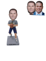 Personalized Custom Bobblehead Basketball