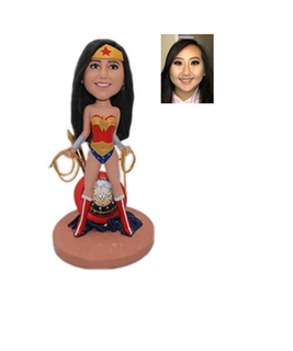 Wonder Womans Custom Bobble Head