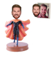Custom Bobble Head Superman
