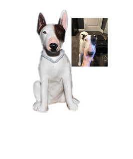 Dog Custom Bobblehead From Photo