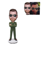 US Army Soldier Bobblehead Figures