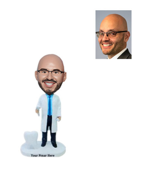 Custom Dentist Bobble Head Good Gift