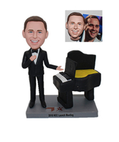 Custom Pianist Bobblehead