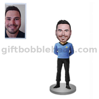 Custom Your Own Star Trek Spock Bobblehead