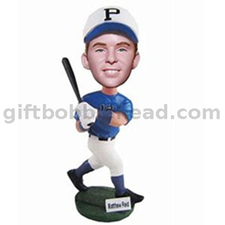 Custom Bobble Head Baseball