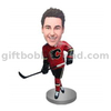 Hockey Custom Bobblehead