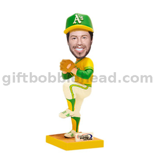 Custom Your Own Baseball Bobblehead From Photo