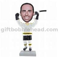 Customized Hockey Bobble Head
